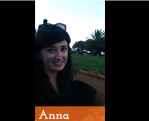 Watch Anna's top healthy tips here