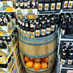 Pumpkin Ale. I'm tempted!