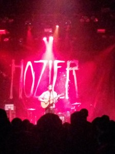 Hozier, the big ride!